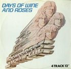STAMPEDE Days of Wine and Roses EP album cover