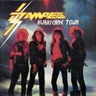STAMPEDE Hurricane Town album cover