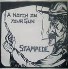 STAMPEDE (2) Notch on Your Gun album cover