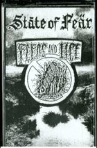 STĀTE OF FEÄR Fleas And Lice / State Of Fear - Live album cover