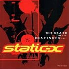 STATIC-X The Death Trip Continues album cover