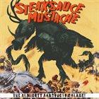 STEAKSAUCE MUSTACHE The Almighty Aardvoctomalark! album cover