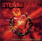 STEMM Songs For The Incurable Heart album cover