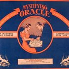 STRANGE BROUE Mystifying Oracle album cover