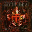 STRAPPING YOUNG LAD No Sleep 'till Bedtime: Live in Australia album cover