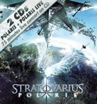 STRATOVARIUS Polaris + Polaris Live album cover