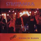 STRATOVARIUS Visions Of Europe - Live! album cover
