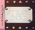 STRAY DOG Live From The Whiskey A Go-Go(1975) album cover