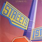 STREETS 1st album cover