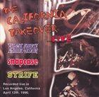 STRIFE The California Takeover...Live album cover