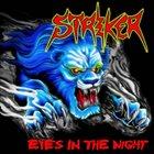 STRIKER Eyes In The Night album cover