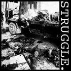 STRUGGLE Struggle. album cover