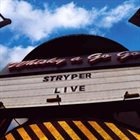 STRYPER Live At The Whisky album cover