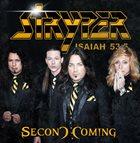 STRYPER Second Coming album cover