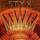 STYX 21st Century Live album cover