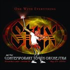 STYX One With Everything: Styx And The Contemporary Youth Orchestra album cover