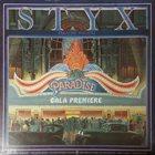 STYX Paradise Theater album cover