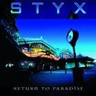 STYX Return To Paradise album cover