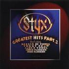 STYX Styx Greatest Hits Part 2 album cover