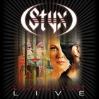 STYX The Grand Illusion, Pieces Of Eight Live album cover
