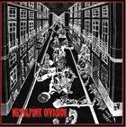 SUBCAOS Metalpunk Invasion album cover