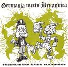 SUBSTANDARD Germania Meets Britannica album cover