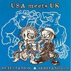 SUBSTANDARD USA Meets UK album cover