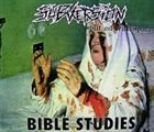SUBVERSION Spazz - Bible Studies / Untitled album cover