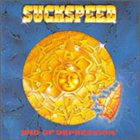 SUCKSPEED End Of Depression album cover