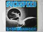 SUCKSPEED Stormbringer album cover