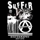 SUFFER Discography 2007-2012 album cover