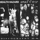 SUFFER Discography 93-96 album cover
