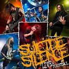 SUICIDE SILENCE Live & Mental album cover