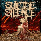 SUICIDE SILENCE Sacred Words album cover
