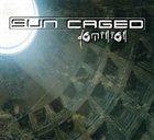 SUN CAGED Dominion album cover