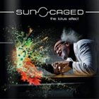 SUN CAGED The Lotus Effect album cover
