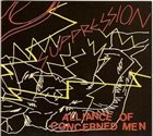 SUPPRESSION Alliance Of Concerned Men album cover