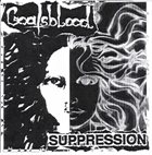 SUPPRESSION Goatsblood / Suppression album cover