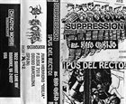 SUPPRESSION Suppression / El Kaso Urkijo / ¡Pus Del Recto! album cover