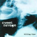 SWEET SAVAGE Killing Time album cover