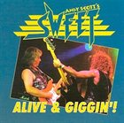SWEET Alive & Giggin'! album cover