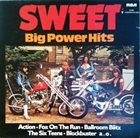 SWEET Big Power Hits album cover