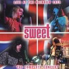 SWEET Live At The Rainbow 1973 album cover