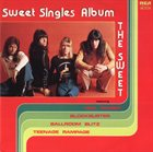 SWEET The Sweet Singles Album album cover