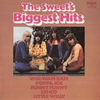SWEET The Sweet's Biggest Hits album cover