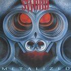 SWORD — Metalized album cover