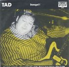 TAD Damaged I & II (with Pussy Galore) album cover
