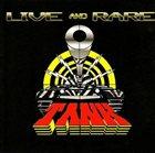 TANK Live and Rare album cover