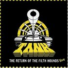 TANK The Return of the Filth Hounds album cover