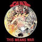 TANK This Means War album cover